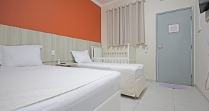 Hotel Glória em Olímpia