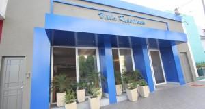 Hotel Villa Rebellato em Olímpia
