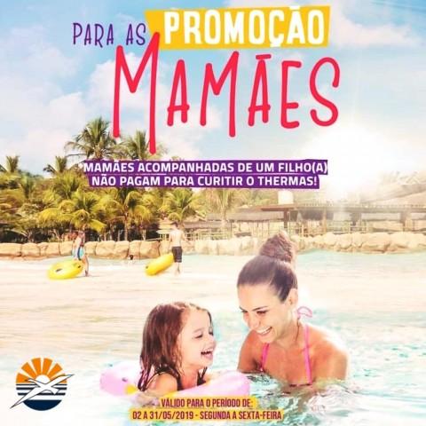 Imagem representativa: Promoção Mês das Mães Thermas