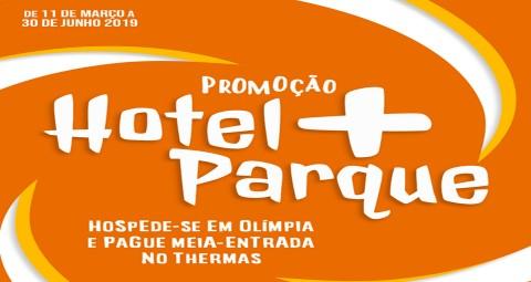 Promoção Hotel + Parque - Thermas dos Laranjais