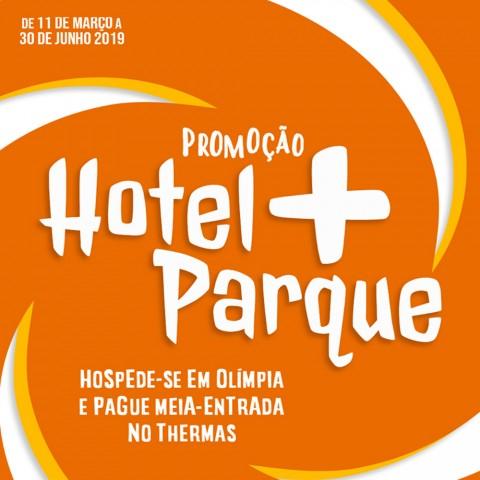 Imagem representativa: Promoção Hotel + Parque - Thermas dos Laranjais | Olímpia SP | Reserve Agora