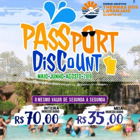 Imagem representativa: Passport Discount