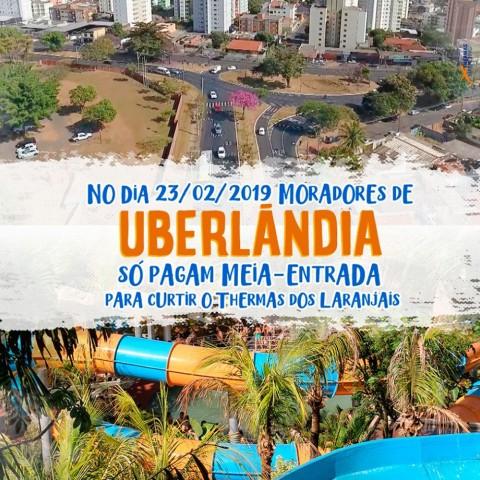 Imagem representativa: Promoção Uberlândia - Thermas dos Laranjais    Olímpia SP  Reserve Agora
