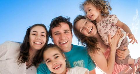 Promoção pacote família