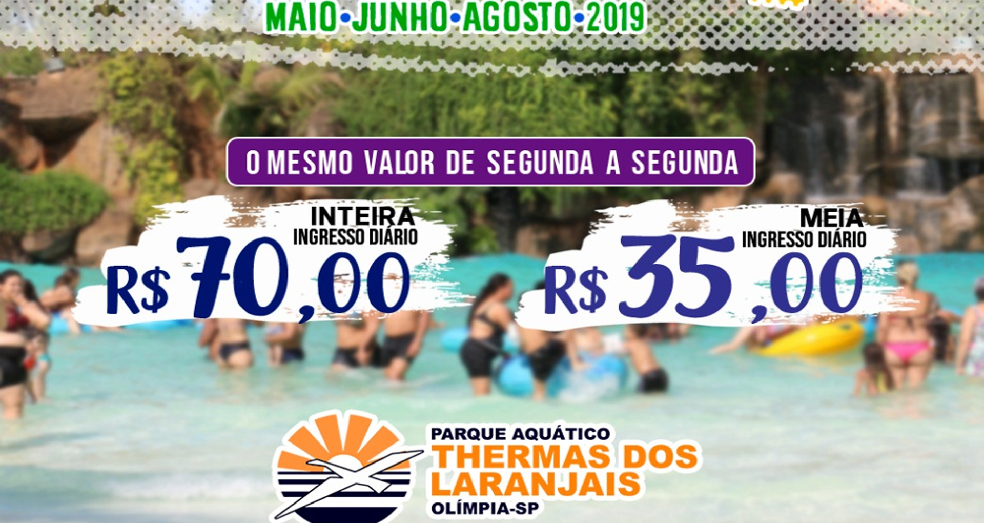 Passport Discount Thermas dos Laranjais