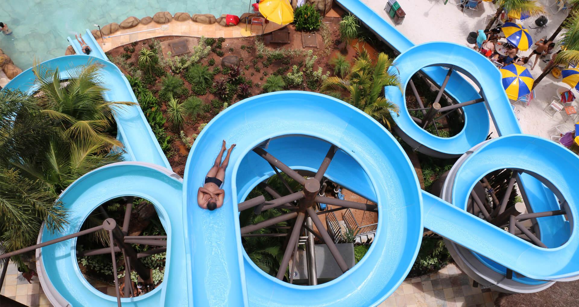 Thermas dos Laranjais em Olímpia SP